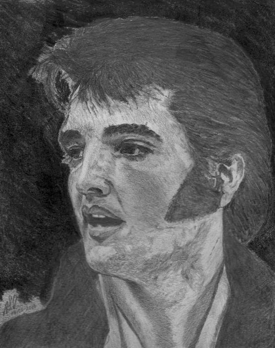 Elvis Presley par ABO